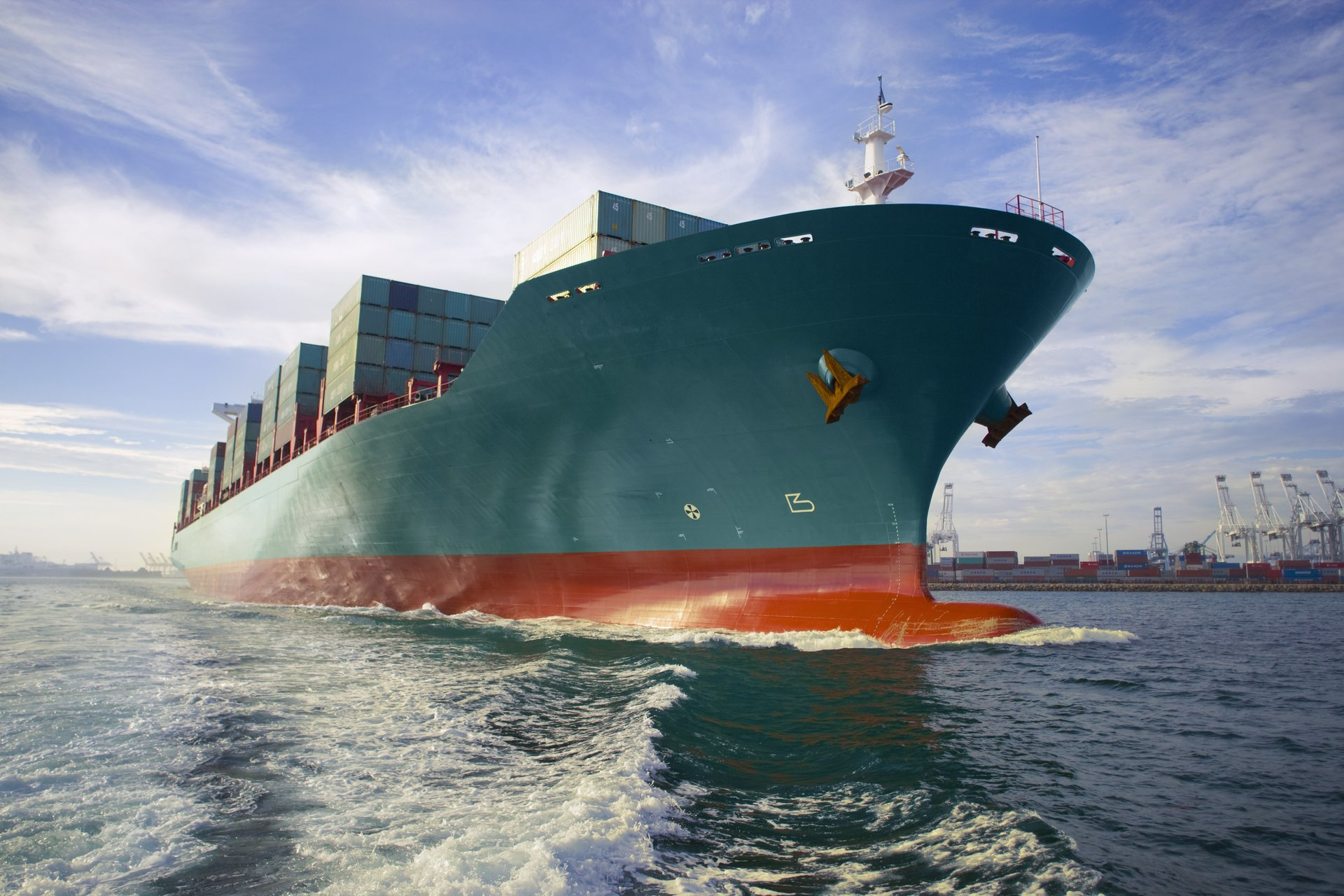 Professional international cargo shipping by W I  Freight